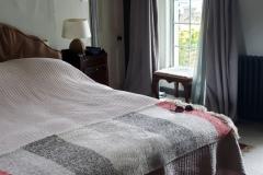 Wanita's room, where I stayed