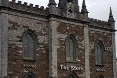 a church that was turned into a store