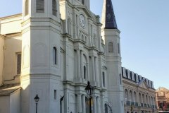 Cathedral at Jackson Square