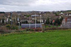 View from Skerries Mills